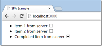 server-items